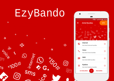 The developer of EzyBando App wants you to (happily) forget about USSD Codes forever, even offline