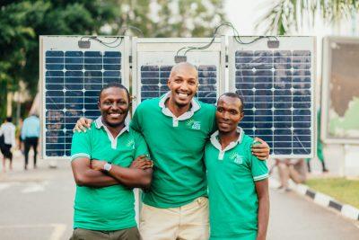 We raised funding from Greentec & Village Capital, Henri Nyakarundi