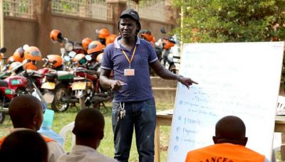 """SafeBoda's Rapa Thomson Ricky named by Forbes among """"30 Most Promising Young Entrepreneurs In Africa 2018"""""""