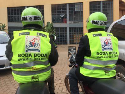 SafeBoda knock-off, Dial Jack, launches in Uganda
