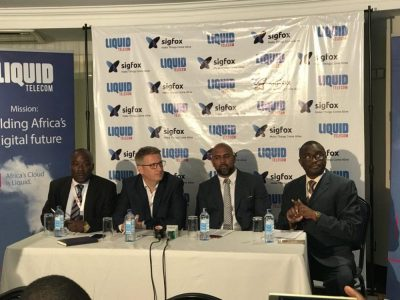 Liquid Telecom and Sigfox partner to roll out IoT network to 85% of Kenya
