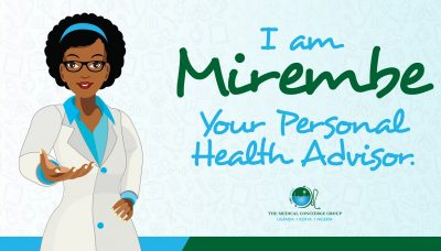 Uganda's TMCG launched an AI health chatbot dubbed Mirembe