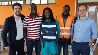 Mali's first bike-hailing startup has the backing of Toyota's Africa subsidiary